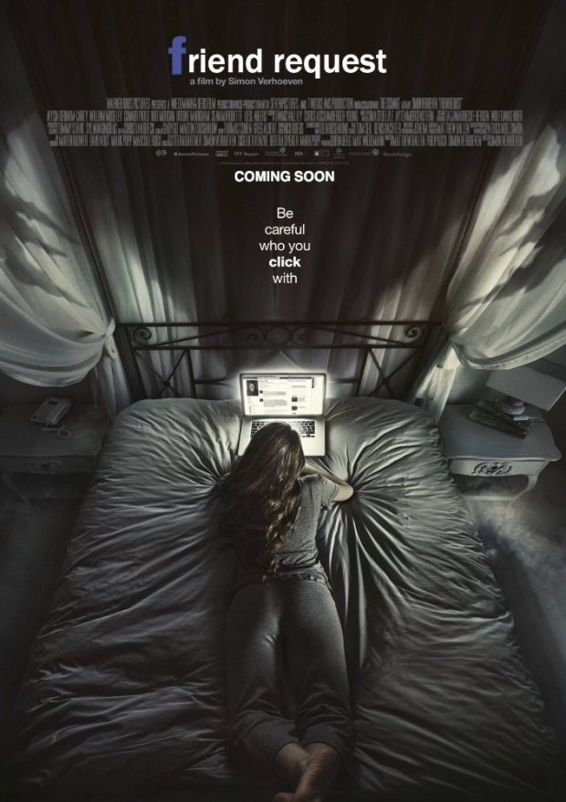 Friend Request 2016 Movie Free Download