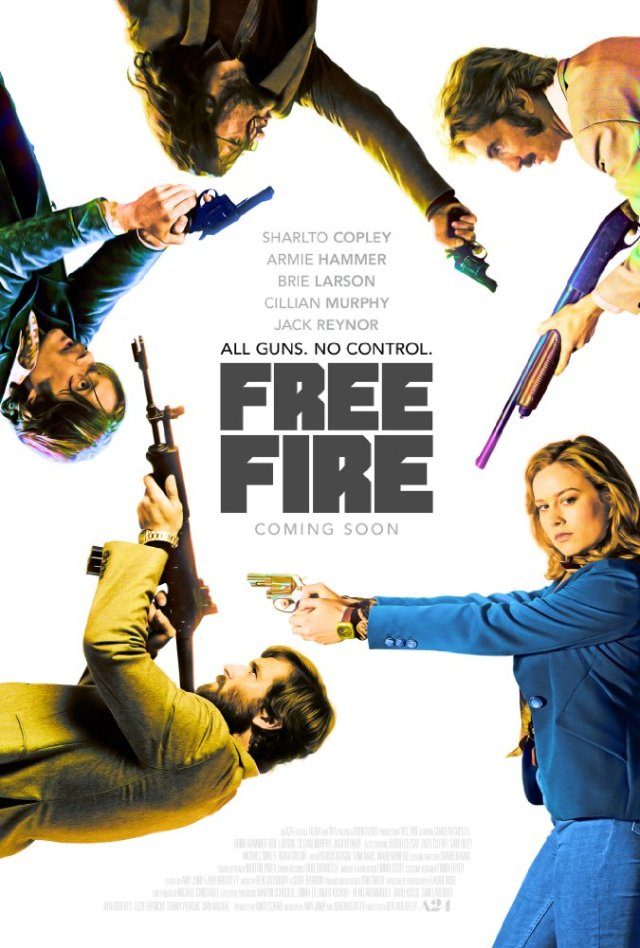 Free Fire 2017 Movie Free Download