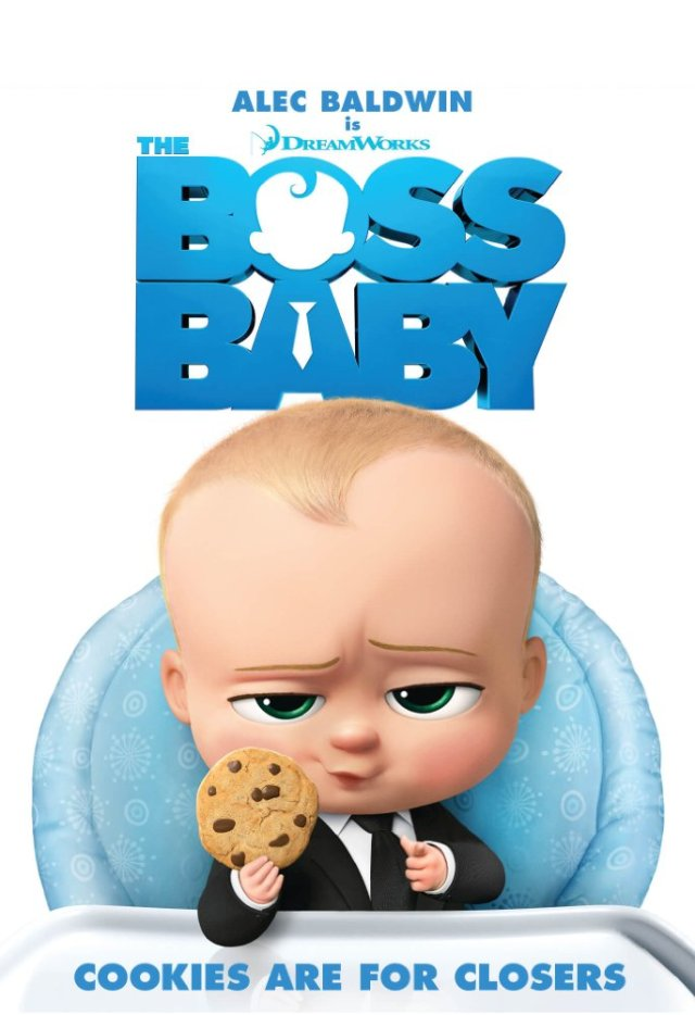 The Boss Baby 2017 Hindi Dubbed Movie Free Download