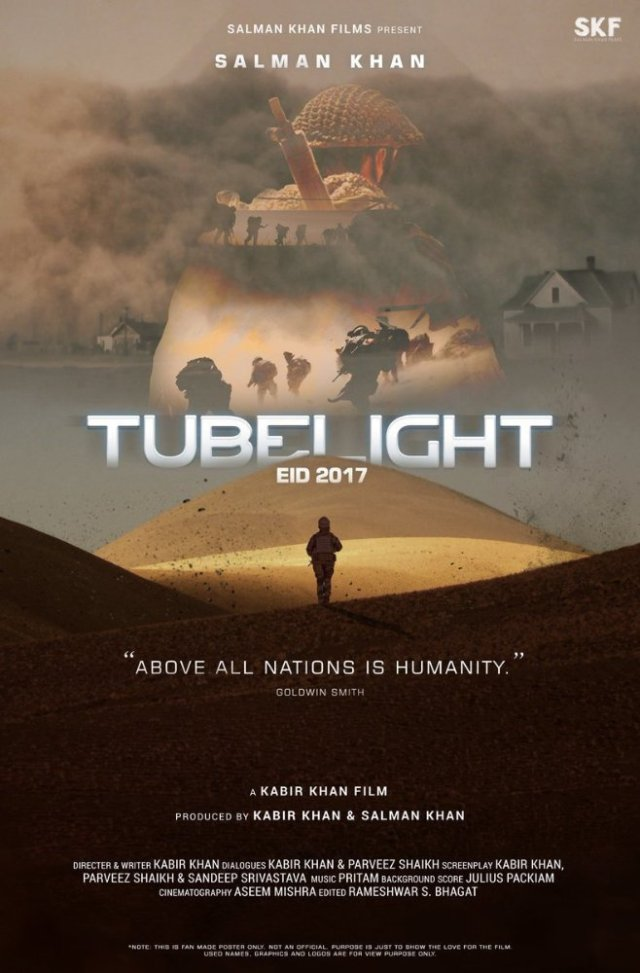 Tubelight 2017 Hindi Movie Free Download