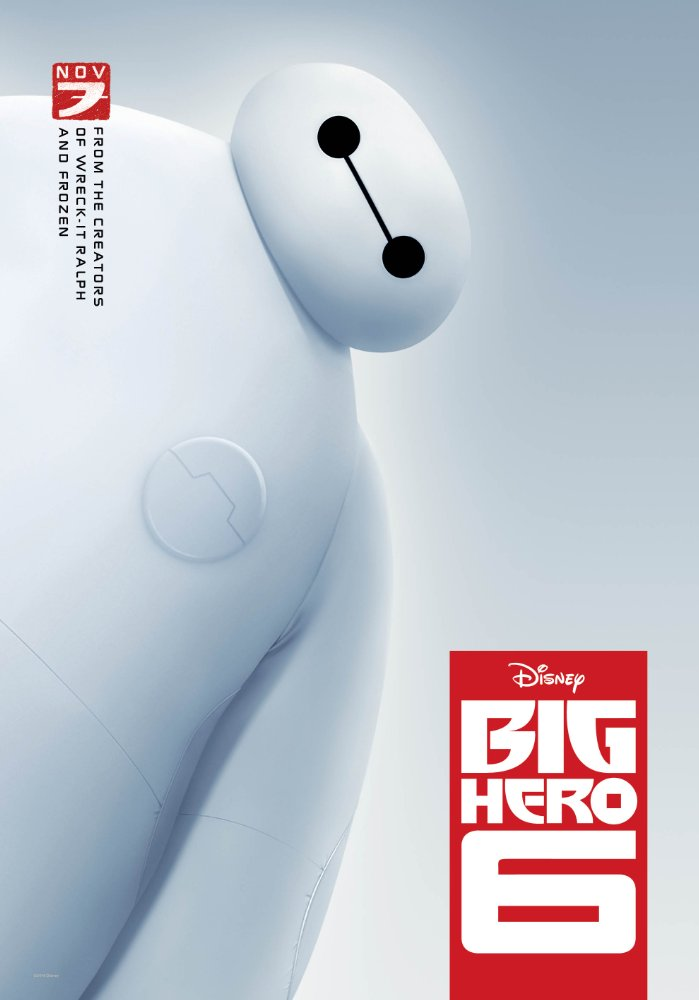 Big Hero 6 (2014) Hindi Dubbed Movie Free Download