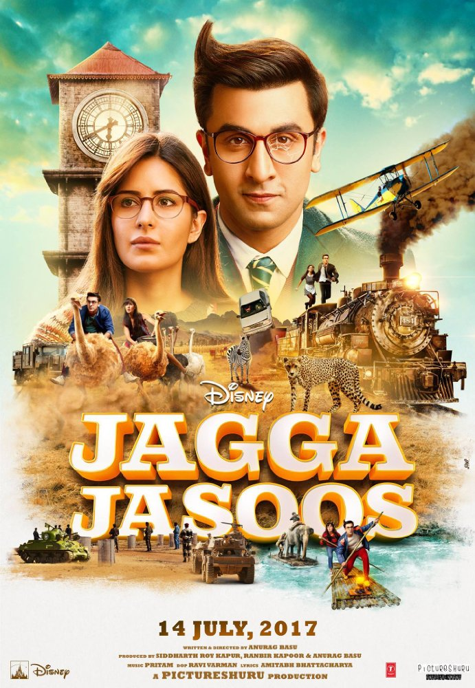 Jagga Jasoos 2017 Hindi Movie Free Download