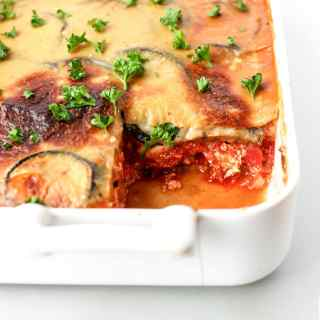 Smoky Vegan Moussaka