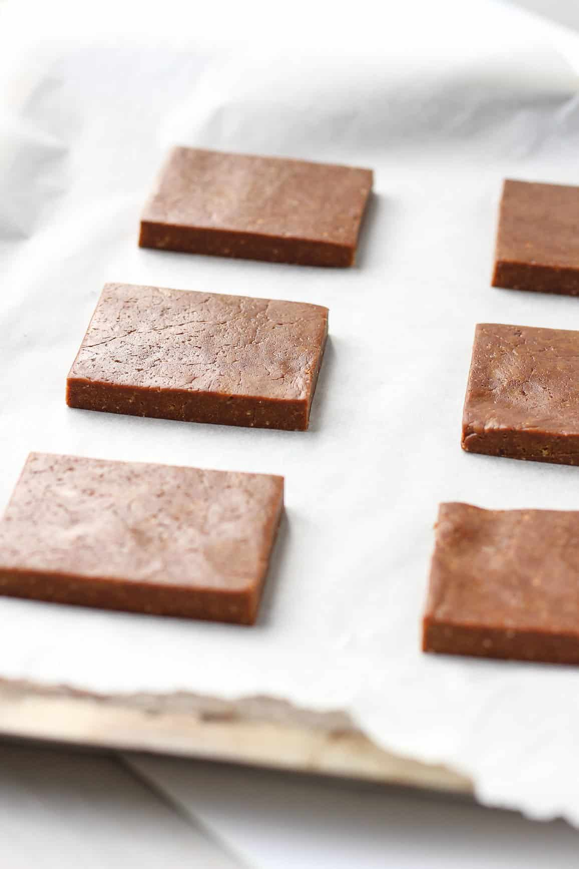 Chocolate Coated Protein Bar
