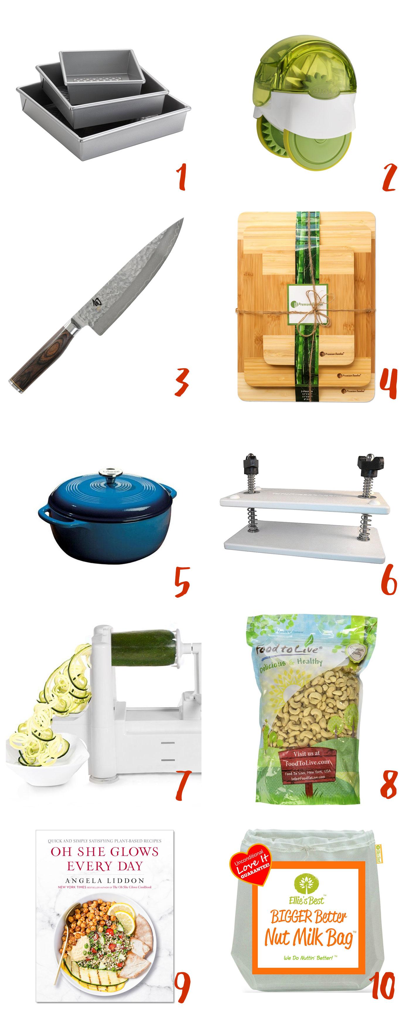 Christmas Gifts For Vegans.10 Christmas Gifts For Vegan Cooks Full Of Plants