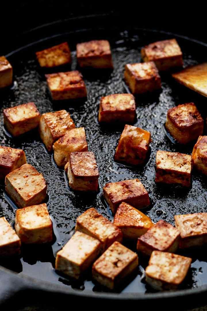 Vegan Tofu Borsch