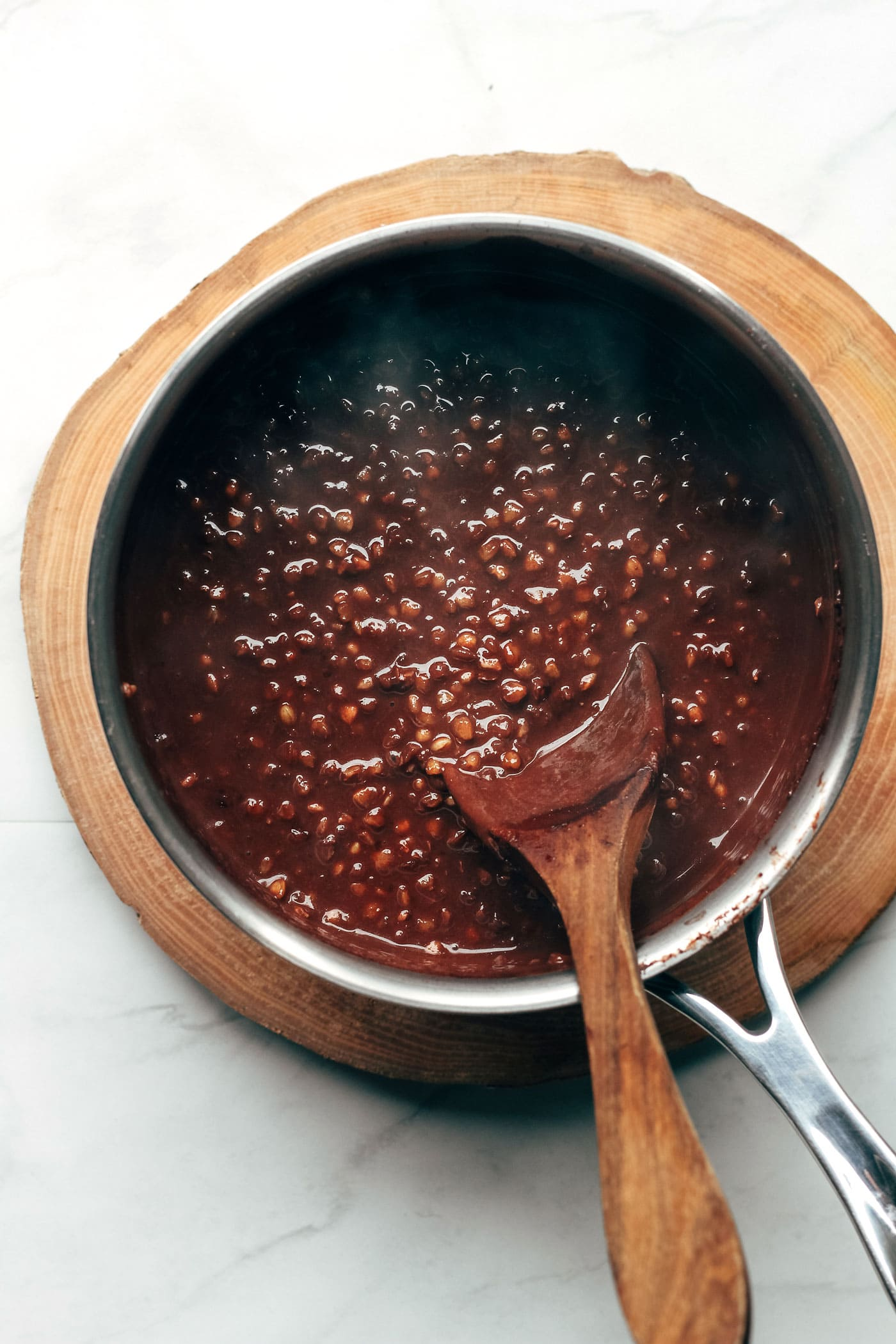 Mexican Chocolate Buckwheat Porridge