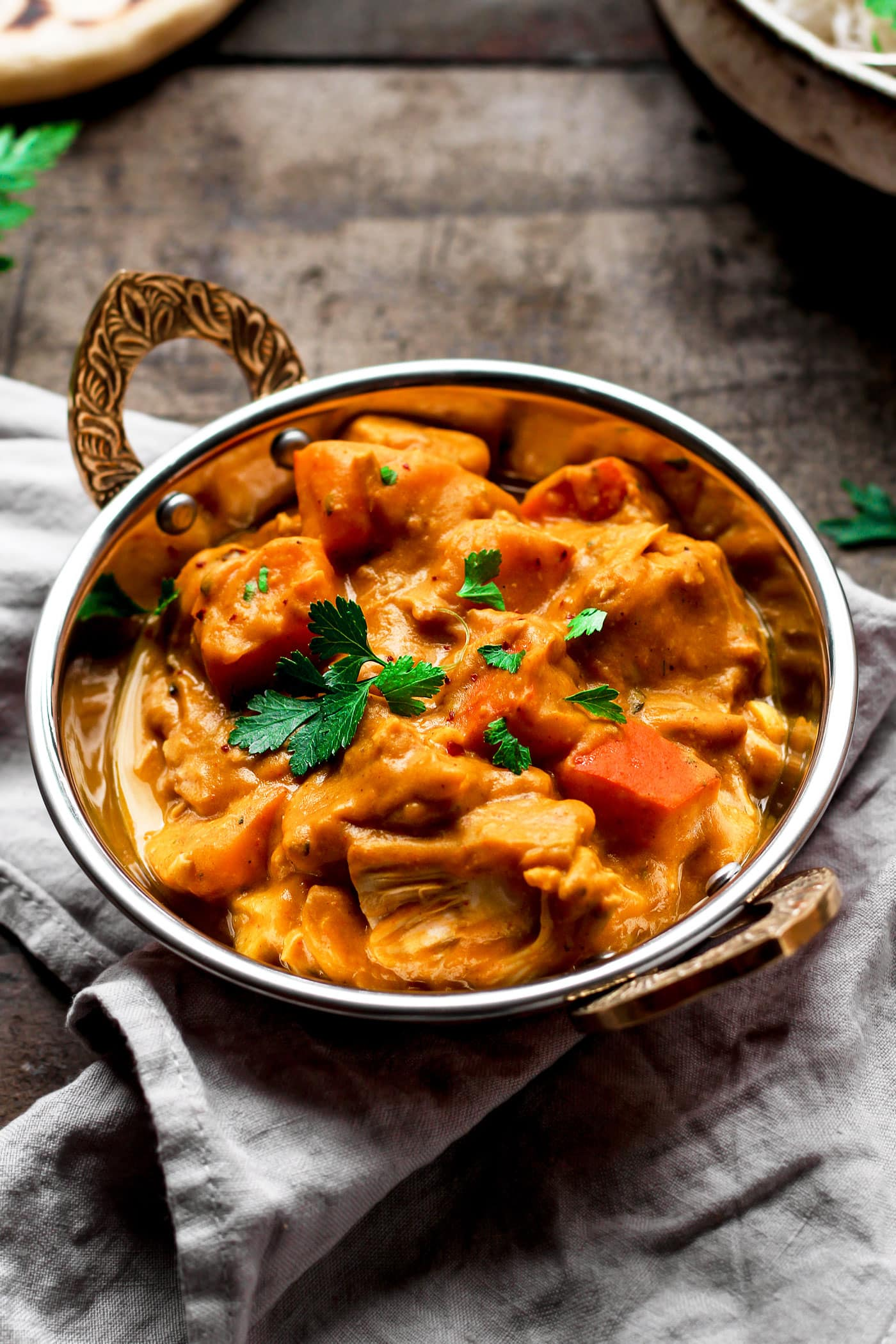 Pumpkin Jackfruit Curry