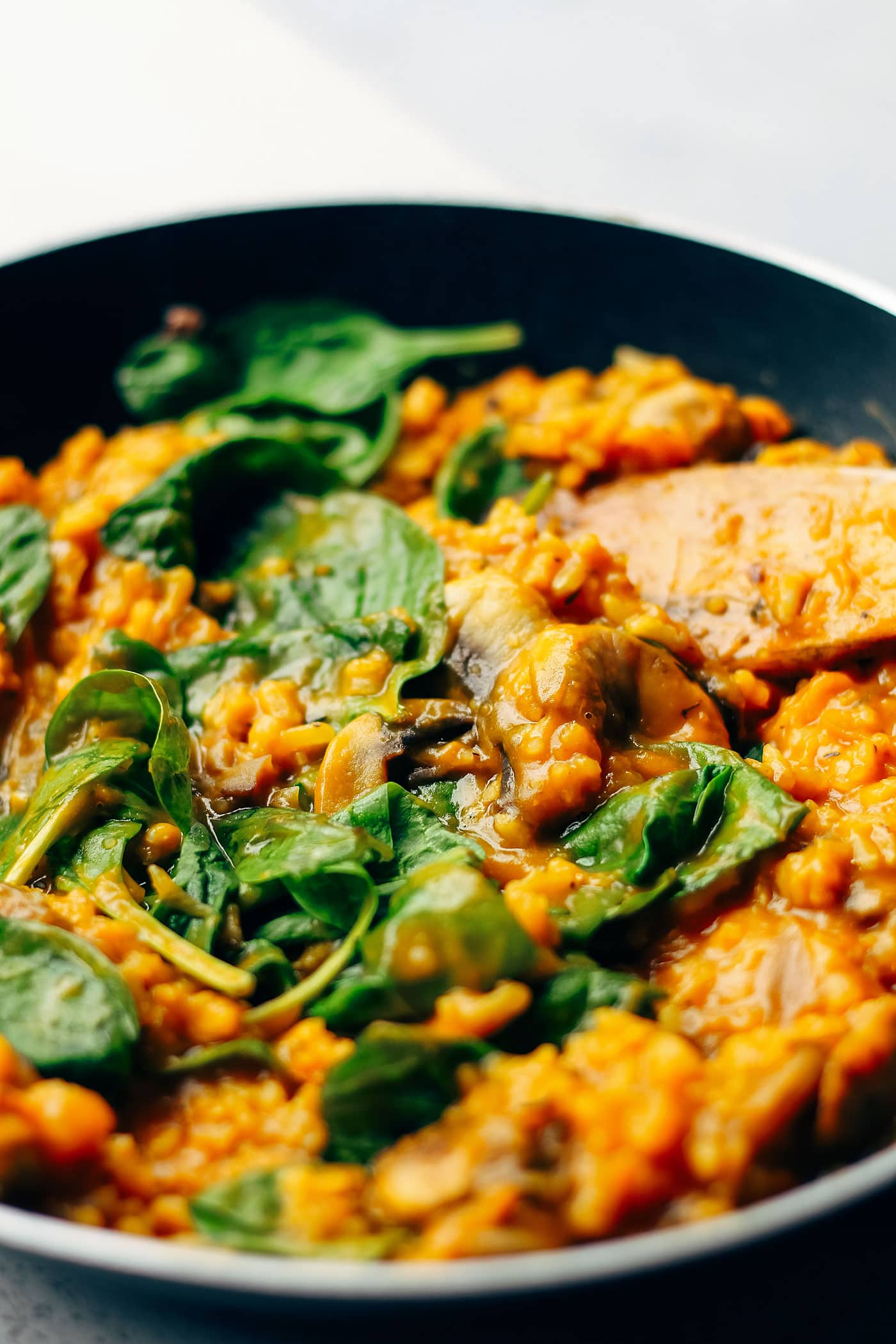 pumpkin-mushroom-rice-omelette-vegan-gluten-free-3