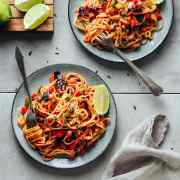 Sweet & Spicy Korean Noodles
