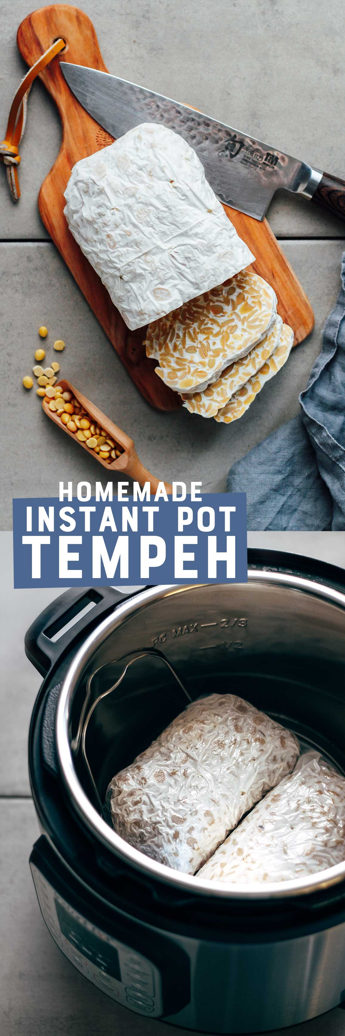 How to Make Tempeh in an Instant Pot