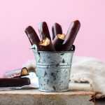 Crunchy Choco Sticks (Vegan + GF)