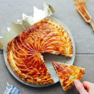 Vegan King Cake (Galette des Rois)