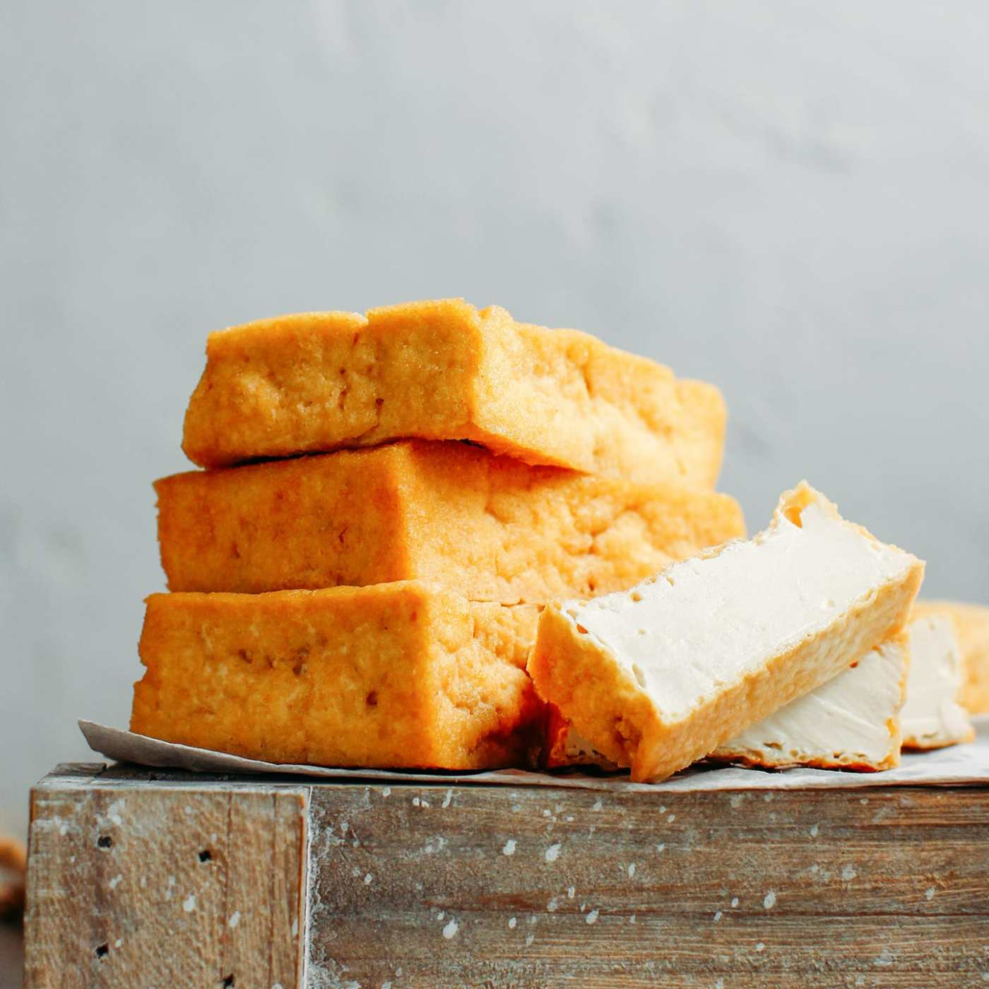 How To Deep Fry Tofu Full Of Plants