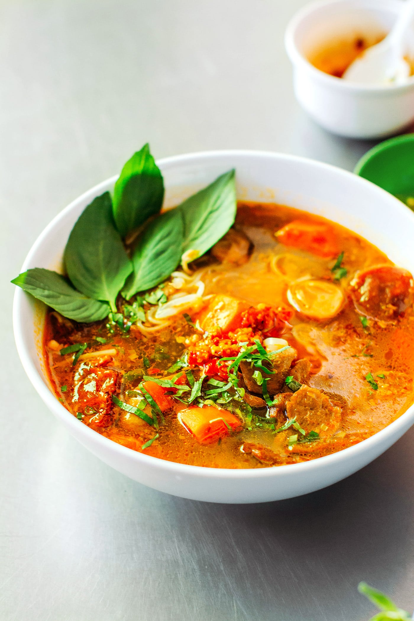 A Guide to Eating Vegan in Viet Nam - Bo Kho Chay