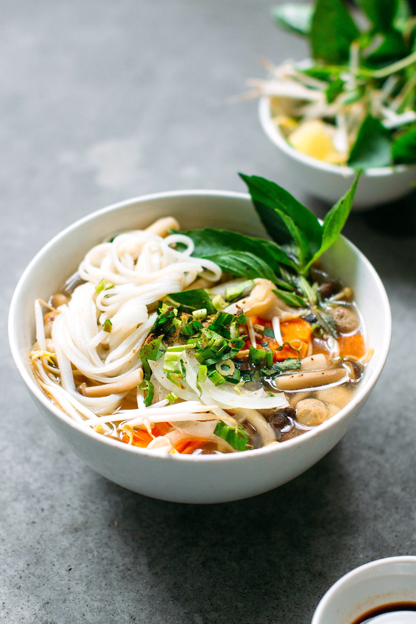A Guide to Eating Vegan in Viet Nam - Phở