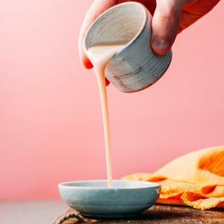 Sweetened Condensed Almond Milk