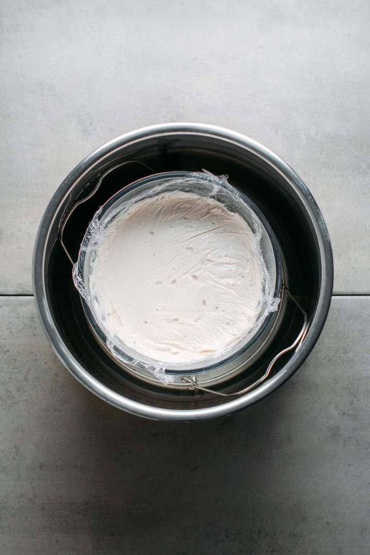 Cashew & Almond Yogurt (Greek-Style!)