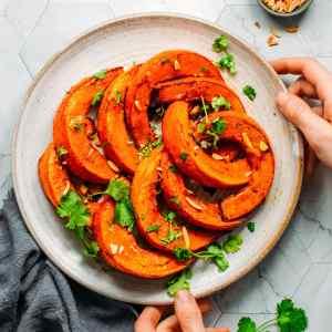 Smoky Garlic Roasted Pumpkin