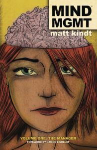 Mind Mgmt 1 - Matt Kindt & Brendan Wright