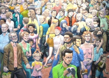 Guy Colwell, Epidemic (2009)