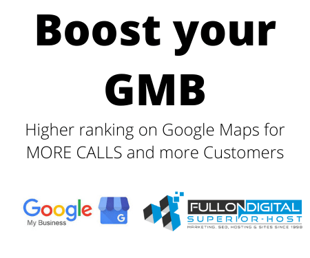 Boost your GMB