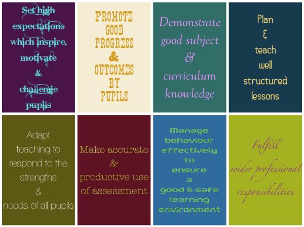Teacher Teaching Standards