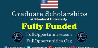 Graduate Scholarships at Stanford University