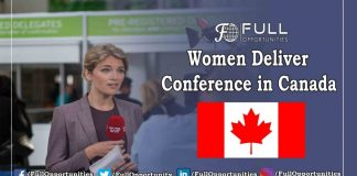 Women Deliver Conference in Canada