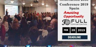 Generacion 2030 Conference 2019