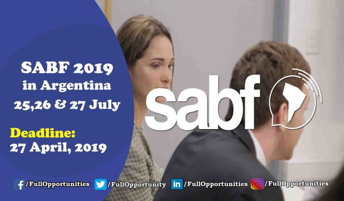 South American Business Forum 2019 in Argentina