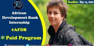 African Development Bank Internship