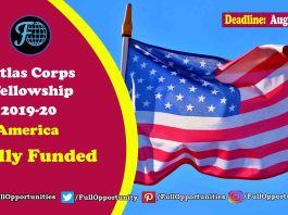 Atlas Corps Fellowship in America