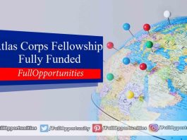 Atlas Corps Fellowship