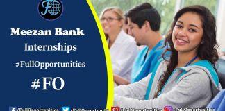 Meezan Bank Internship