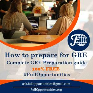 Complete GRE Preparation guide AND How to prepare for GRE