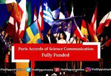 Paris Accords of Science Communication