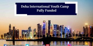 Apply now For Fully funded Opportunities