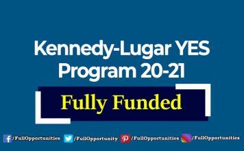KENNEDY Lugar YES Program