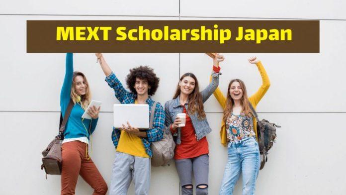 MEXT Scholarship Japan