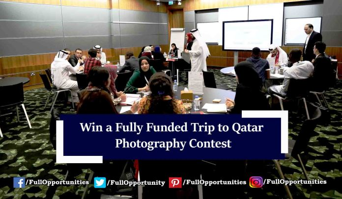 Photography Contest 2019 - Win a Fully Funded Trip to Qatar