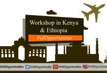 Creative Enterprise Workshop in Ethiopia