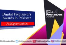 Digital Freelancers Awards 2019 in Pakistan