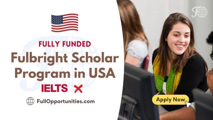 Fulbright Scholar Program in USA