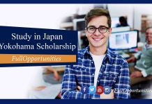 Scholarships in Japan 2020: Yokohama National University