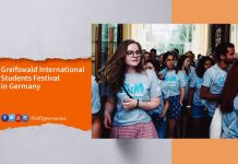 Greifswald International Students Festival in Germany