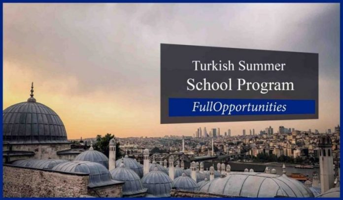 Turkish Summer School Program