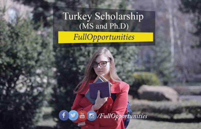 Turkey Scholarship Program