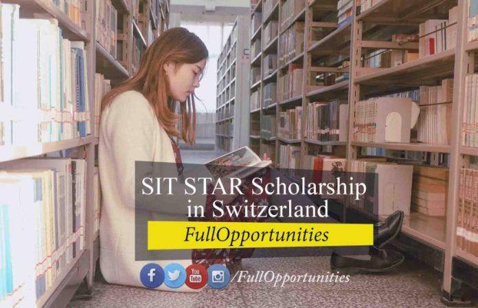 SIT STAR Scholarship