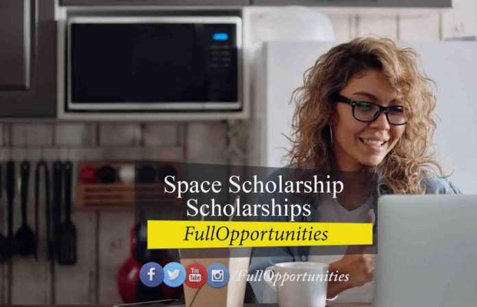 Space Scholarship Opportunity in Australia